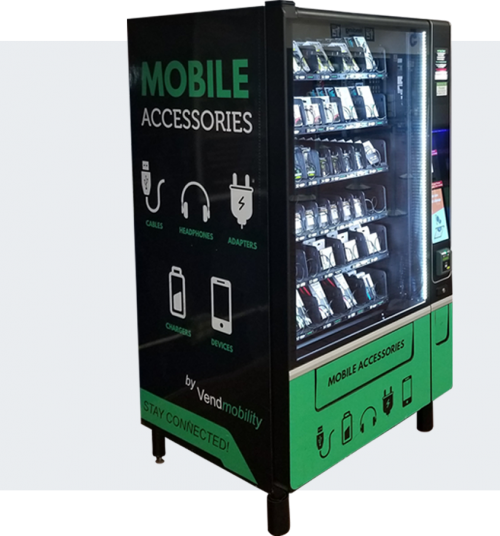SHOPALL AUTOMATED KIOSKS