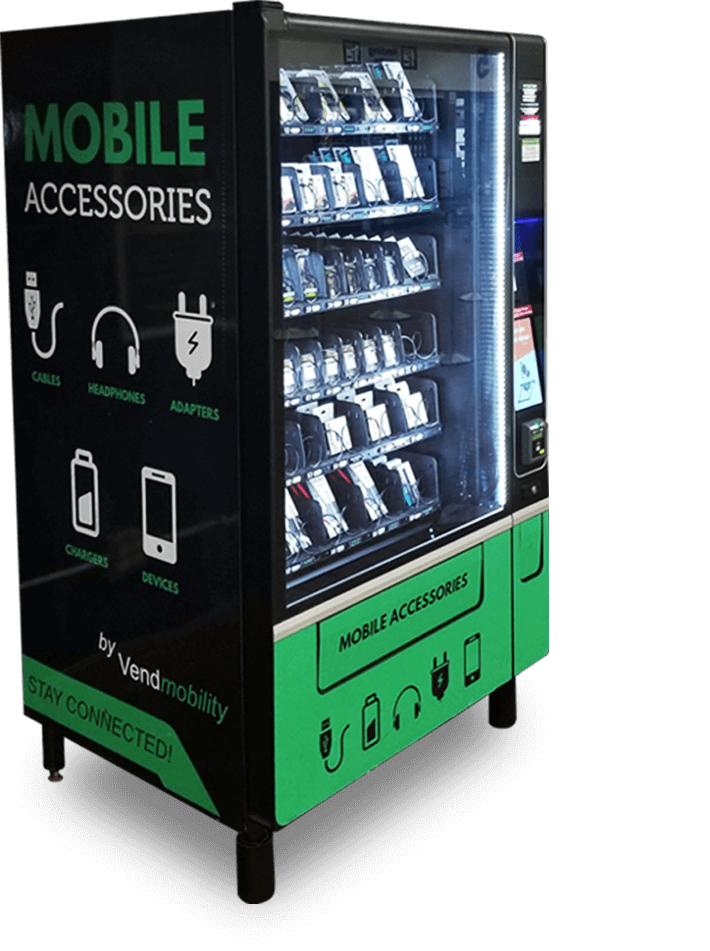 Prepango, SHOPALL AUTOMATED KIOSKS